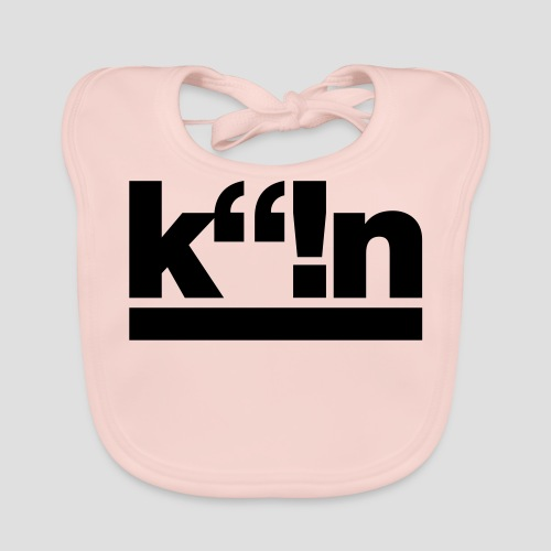 k!n | Gold - Baby Bio-Lätzchen