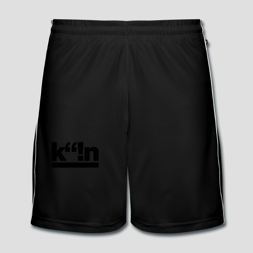 k!n | Gold - Männer Fußball-Shorts