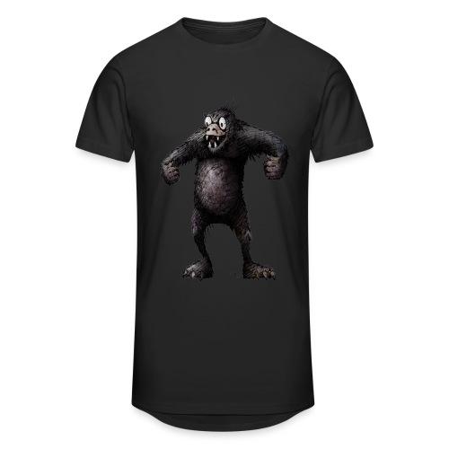 Super Ape - Men's Long Body Urban Tee