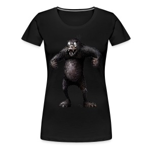 Super Ape - Women's Premium T-Shirt