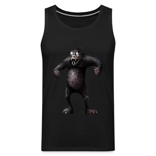 Super Ape - Men's Premium Tank Top