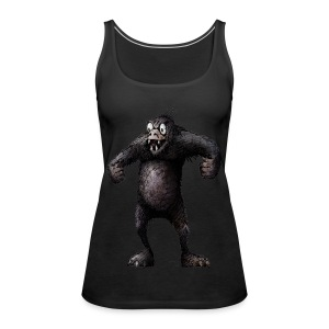 Super Ape - Women's Premium Tank Top