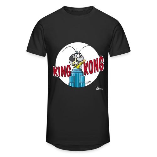 King Kong Garnele - Männer Urban Longshirt