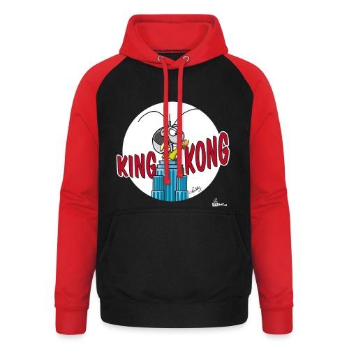 King Kong Garnele - Unisex Baseball Hoodie