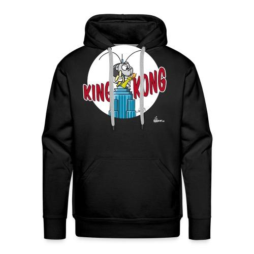 King Kong Garnele - Männer Premium Hoodie