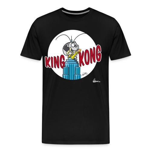 King Kong Garnele - Männer Premium T-Shirt