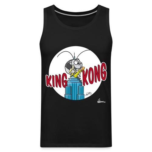 King Kong Garnele - Männer Premium Tank Top