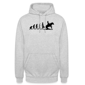 Evolution Ladies Western Riding T-Shirts - Unisex Hoodie