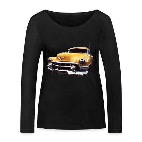 Cadillac 1953 - Frauen Bio-Langarmshirt von Stanley & Stella