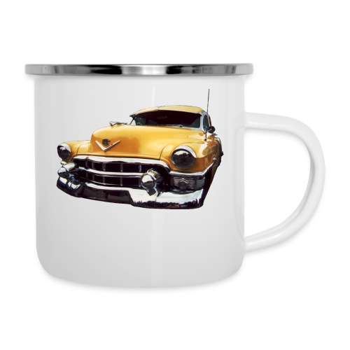 Cadillac 1953 - Emaille-Tasse