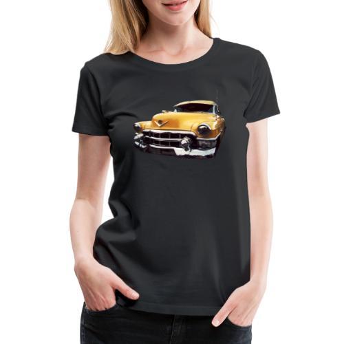 Cadillac 1953 - Frauen Premium T-Shirt