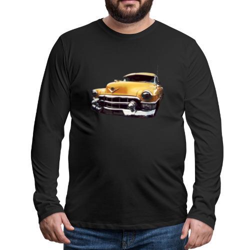 Cadillac 1953 - Männer Premium Langarmshirt