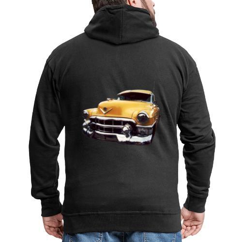 Cadillac 1953 - Männer Premium Kapuzenjacke