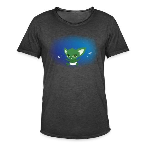 T-shirt Geek - Baby Yodi - T-shirt vintage Homme