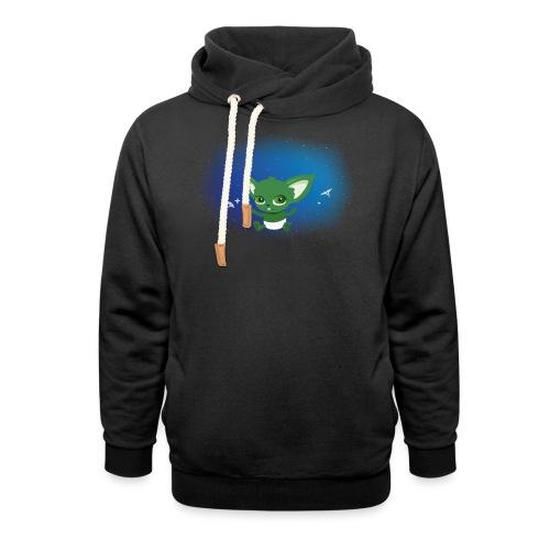 T-shirt Geek - Baby Yodi - Sweat à capuche cache-cou