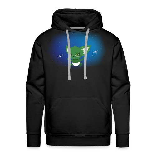 T-shirt Geek - Baby Yodi - Sweat-shirt à capuche Premium pour hommes