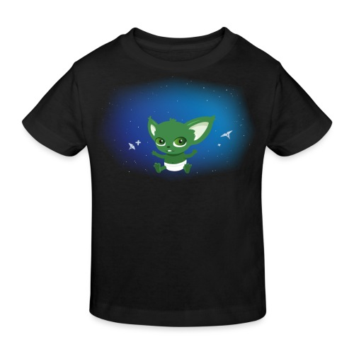 T-shirt Geek - Baby Yodi - T-shirt bio Enfant