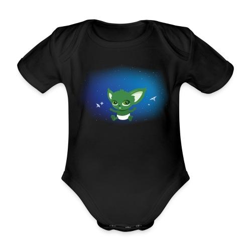 T-shirt Geek - Baby Yodi - Body bébé bio manches courtes
