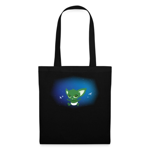 T-shirt Geek - Baby Yodi - Tote Bag