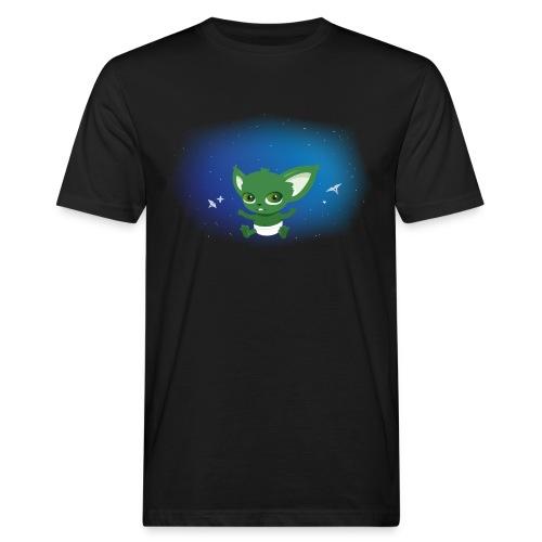 T-shirt Geek - Baby Yodi - T-shirt bio Homme