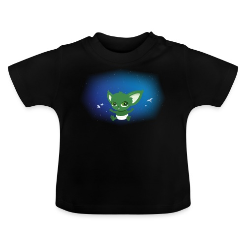 T-shirt Geek - Baby Yodi - T-shirt Bébé