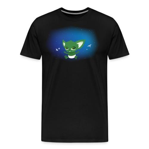 T-shirt Geek - Baby Yodi - T-shirt Premium Homme