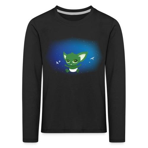 T-shirt Geek - Baby Yodi - T-shirt manches longues Premium Enfant