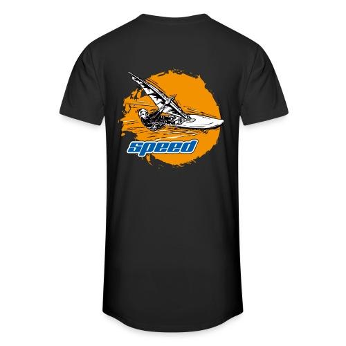 Speed Windsurfer - Männer Urban Longshirt