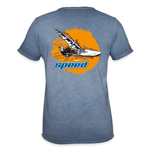 Speed Windsurfer - Männer Vintage T-Shirt
