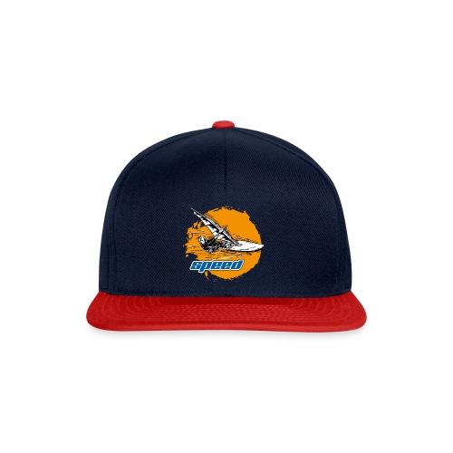 Speed Windsurfer - Snapback Cap