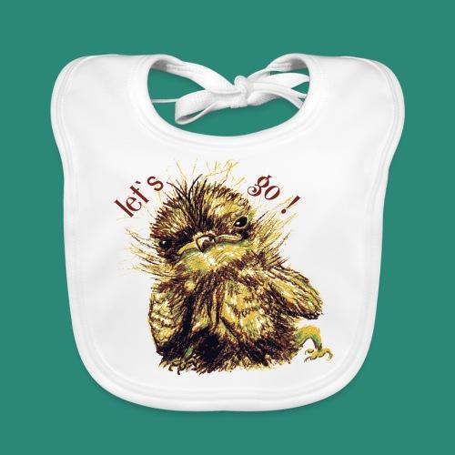 let`s goFrauen-T-Shirt - Baby Bio-Lätzchen