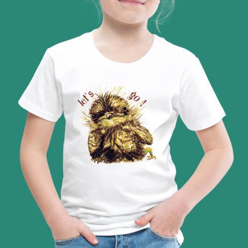 let`s goFrauen-T-Shirt - Kinder Premium T-Shirt