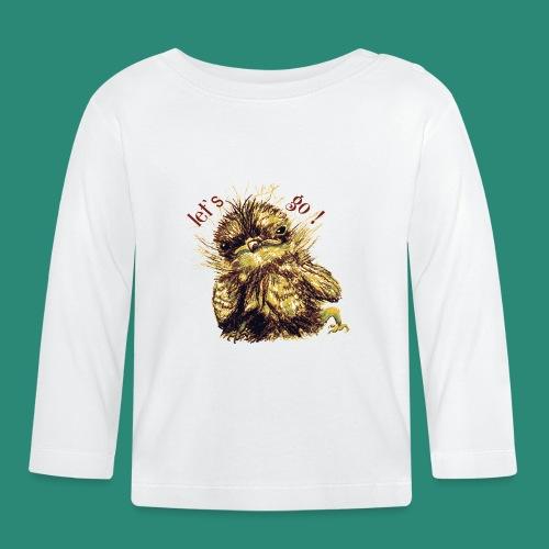 let`s goFrauen-T-Shirt - Baby Langarmshirt