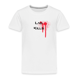 Lag Kills Travel Mug - Kids' Premium T-Shirt
