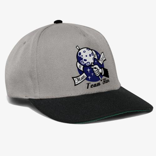 Moon on a Stick Team Star - Snapback Cap