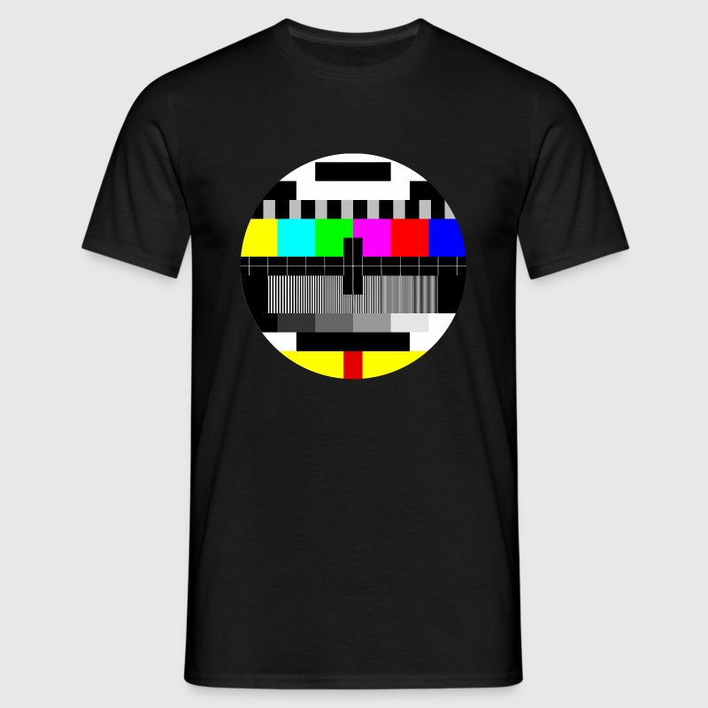 mire couleur - color test card Tee shirts - T-shirt Homme