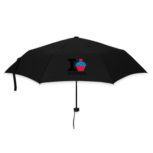 Muffins . Camiseta ecológica niño - Paraguas plegable