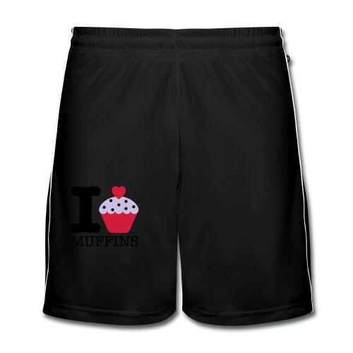 Muffins . Bolsa de tela ecológica - Pantalones cortos de fútbol hombre