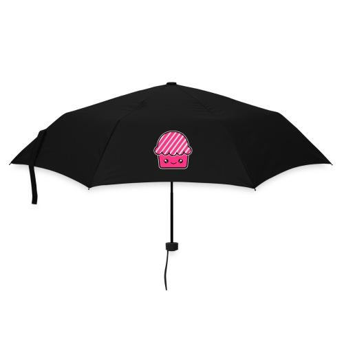 Smile Cupcake . Bolsa de tela ecológica - Paraguas plegable