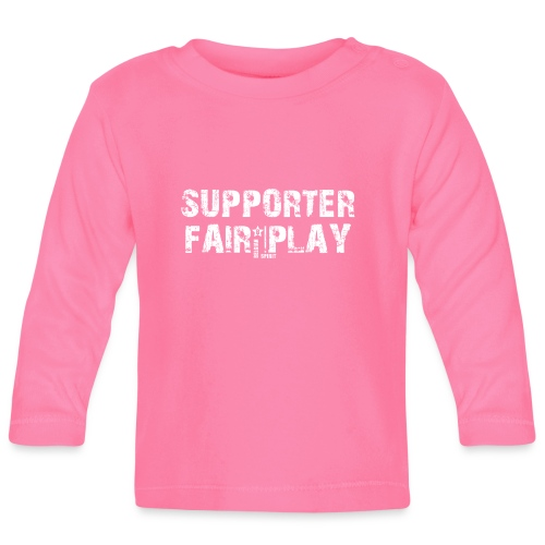 BELGIAN-FAIR-PLAY - T-shirt manches longues Bébé