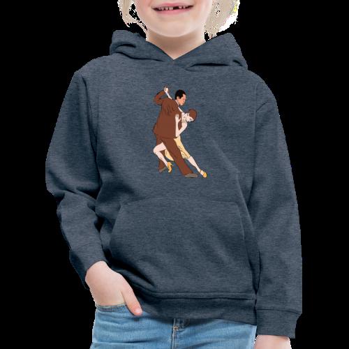 Tango  Tasche - Kinder Premium Hoodie
