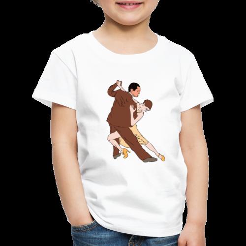 Tango  Tasche - Kinder Premium T-Shirt