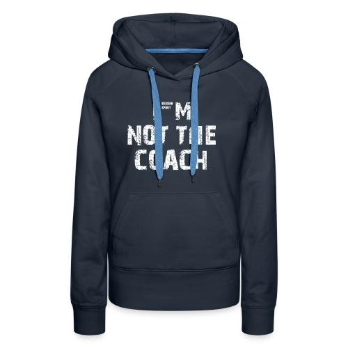 BELGIAN-COACH - Sweat-shirt à capuche Premium pour femmes