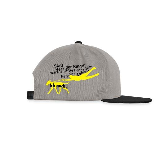 Doggenherr - Snapback Cap