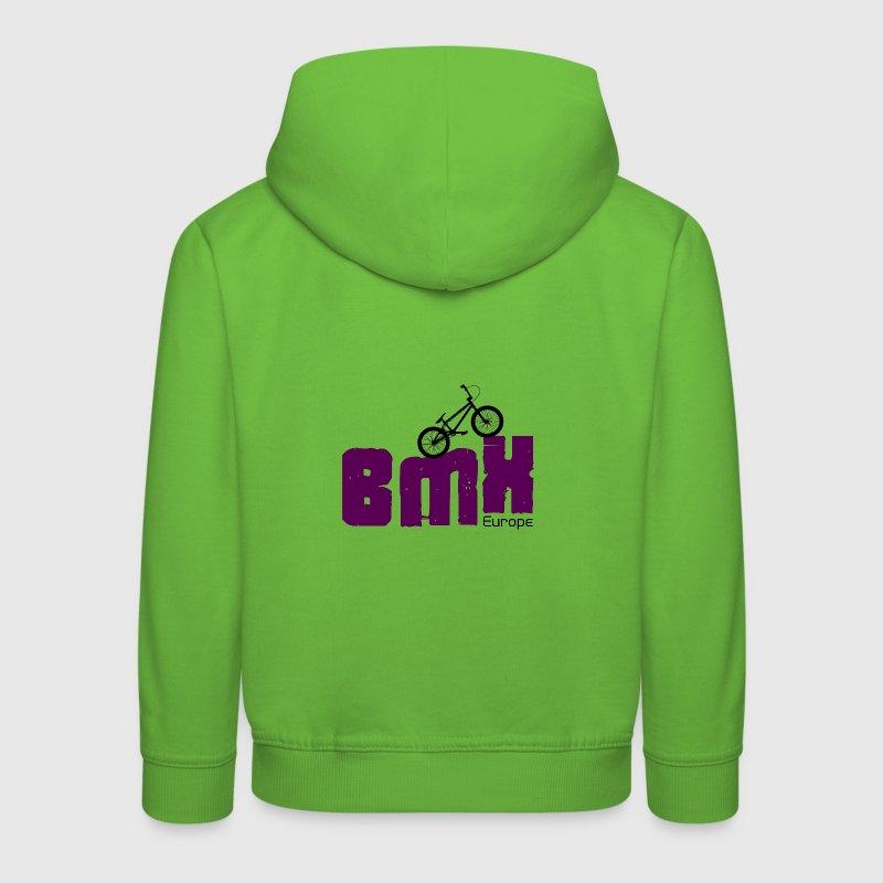 BMX EUROPE Sweats - Pull à capuche Premium Enfant