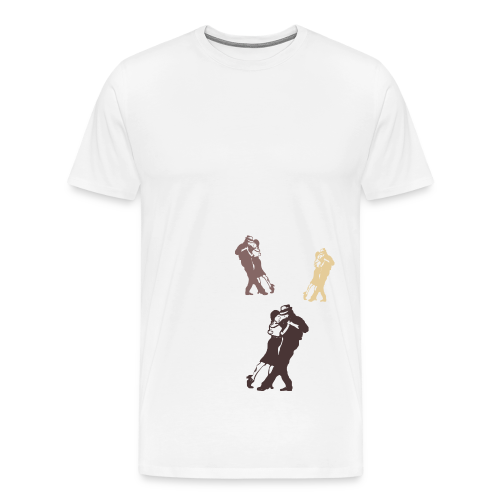 Tango Shirt für Kinder - Männer Premium T-Shirt