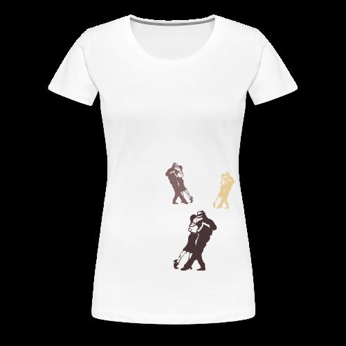 Tango Shirt für Kinder - Frauen Premium T-Shirt