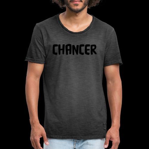Chancer - Men's Vintage T-Shirt