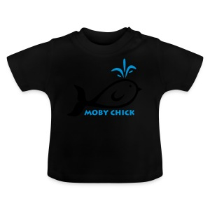 TWEETLERCOOLS - Moby Chick - Baby T-Shirt