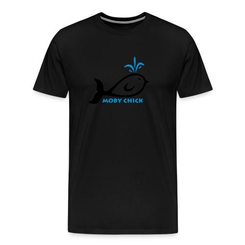TWEETLERCOOLS - Moby Chick - Männer Premium T-Shirt